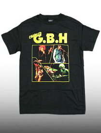 ROCK TEE G.B.H-1[ジービーエイチ]メール便送料無料 ロックTシャツ/バンドTシャツ 【smtb-kd】