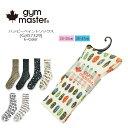 gym master(ジムマスター) ハッピーペイントソックス [G857329]靴下 SOCKS メンズ レディス アメカジ キャンパス スニーカーソックス【\850】【RCP】