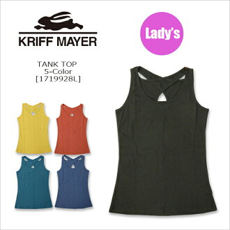 Product made in KRIFF MAYER (Cliff Meyer) LADY'S TANK TOP [1,719,928L] Lady's camisole Japan
