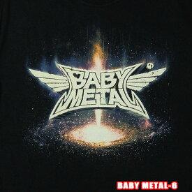 ROCK TEE BABY METAL-6[ベビーメタル] Galaxyメール便送料無料 ロックTシャツ/バンドTシャツ 【smtb-kd】【RCP】英国/米国のオフィシャルライセンス