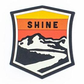 4inchRUBBERCOASTER ShineCraftVessel(4インチラバーコースター)-SHINE