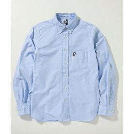 CHUMSOXShirt CHUMS(チャムス)(チャムスオックスシャツ)-BlueBooby