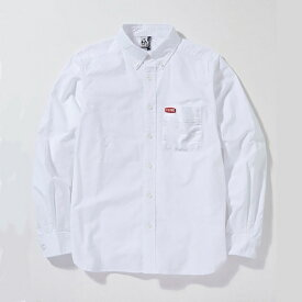 CHUMSOXShirt CHUMS(チャムス)(チャムスオックスシャツ)-WhiteLogo