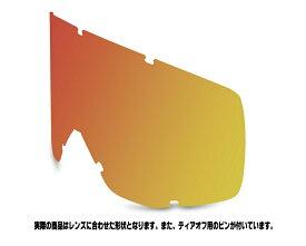 SCOTT [スコット] ワークス スペアレンズ TYRANT/HUSTLE/SPLIT OTG用 [タイラント/ハッスル/スプリット OTG] オレンジ クローム (ミラー)