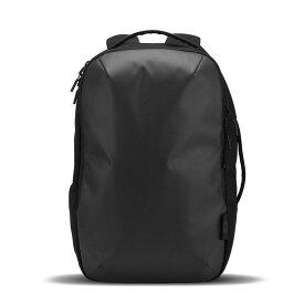 《 お買い物マラソン ポイント10倍 》【WEXLEY(ウェクスレイ)公式】ACTIVE PACK CORDURA COATED BLACK リュック バックパック