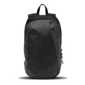 【WEXLEY(ウェクスレイ)公式】STEM BACKPACK CORDURA COATED BLACK 送料無料 バッグ バックパック ビジネス 通勤