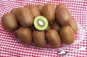 ★特選グリーンキウイフルーツ25〜33玉フル箱/国産またはニュージーランド産サイズお選びいただけません。◎