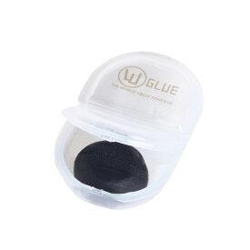 【グルーデコ】 エポキシ系樹脂粘土 wGlueジェット(黒)20g