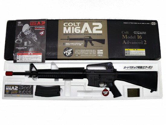[東京マルイ] M16A2/[中古] ランクA/欠品なし 箱に傷みあり/電動ガン