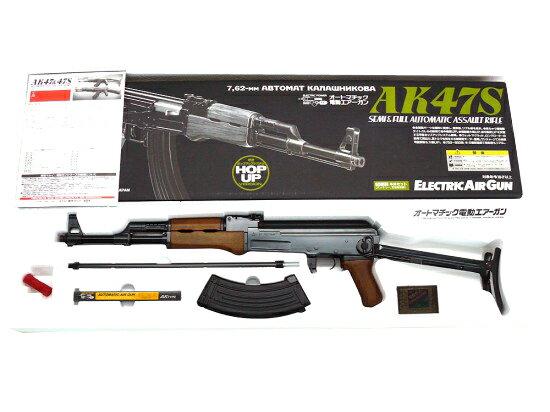 [東京マルイ] AK47S/[中古] ランクA/極美品 欠品なし/電動ガン