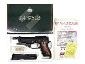 [KSC] M93R プロト HW/アルタモント木製グリップ装備/[未発火] ランクA/欠品なし/モデルガン