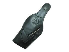 [イーストA] No.239 P226用 サムブレイクシルエットホルスター ブラック 牛革製/[未使用] ランクAA/欠品なし/装備品