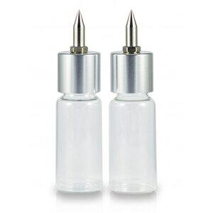 【ネコポス対応】アネスト岩田 ガラスボトル 2個セット MX1503 4900192010909