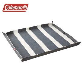 コールマン(Coleman)レジャーシートデラックス (ネイビー×ホワイト) 2000036157 ピクニックシート