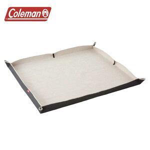 コールマン(Coleman)レジャーシートデラックス (ベージュストライプ) 2000036159 ピクニックシート