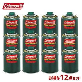 CM 5103A470T [12個セット!まとめ買い] 純正LPガス燃料[Tタイプ]470g 〔コールマン/Coleman〕