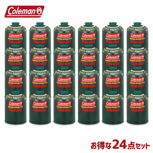 CM 5103A470T [24個セット!まとめ買い] 純正LPガス燃料[Tタイプ]470g 〔コールマン/Coleman〕