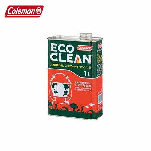 Coleman[コールマン] ガス ガソリンCM 170-6759 コールマン ホワイトガソリン1L エコ