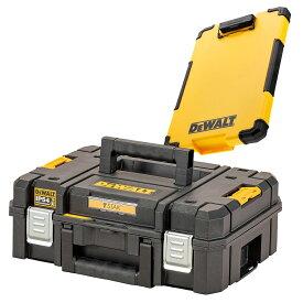 デウォルト DeWALT TSTAK ティースタック スモールボックス TSTAK 2,0 Small Box DWST83345-1 収納ケース 収納ボックス 収納BOX 4536178894197