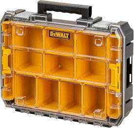 デウォルト DeWALT TSTAK ティースタック オーガナイザー TSTAK 2.0 Organizer DWST82968-1 収納ケース 収納ボックス 収納BOX 4536178894692