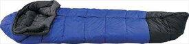 [イスカ/ISUKA]寝袋 シュラフ スーパースノートレック 1500 ロイヤルブルー 123212 [最低使用温度-15度]