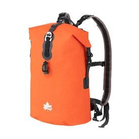 ロゴス LOGOS SPLASH LIFE AIR BAG・ラッコフロート12 オレンジ 88200201 4981325530617 バッグ リュックサック バックパック 鞄 カバン かばん