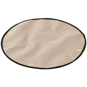 【ネコポス対応】ロゴス(LOGOS) ストーブテーブル 耐火・断熱シート 81064037 4981325537555 WHATNOT
