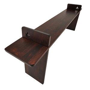 ロゴス(LOGOS) アッセムウッド・ラックテーブル 73188057 アウトドアテーブル 4981325501990