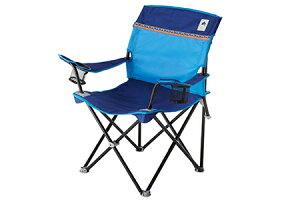 ロゴス/LOGOSneosバックサポートチェア[ブルー]イス椅子キャンプ・アウトドア用品[4981325457075][2016年新作]