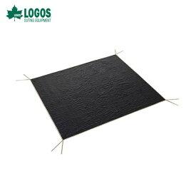 ロゴス LOGOS 84960101 ぴったりグランドシート200 フロアサイズが200cmのテント用 WHATNOT