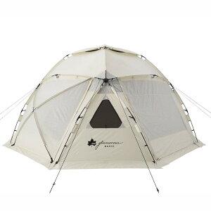 【10%OFFクーポン付】ロゴス LOGOS テント グランベーシック スペースベース・デカゴン-BJ テント 71459309 4981325532116 WHATNOT