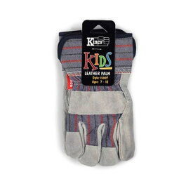 Kinco Gloves Youth's Split Cowhide Leather Palm 1500Y