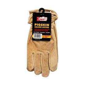 Kinco Gloves Unlined Grain Pigskin Leather Driver 94WA-M