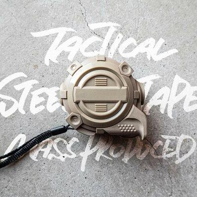 WHATNOTタクティカルメジャーWN-TSSTACTICALSTEELTAPEコンベックス測定工具4962308970392