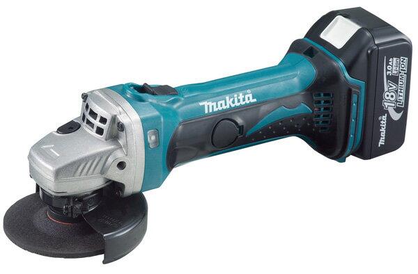 マキタ[makita]充電式ディスクグラインダGA402DZ