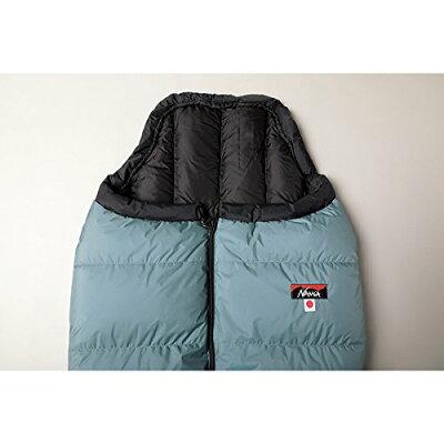 [ナンガ/NANGA]シュラフ寝袋オーロラ300STDRED/BLKレギュラー