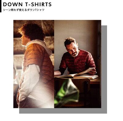 [ナンガ/NANGA]ダウンTシャツ[全5サイズ・3色展開]