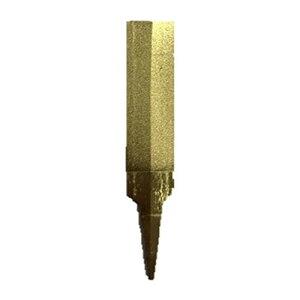 【ネコポス送料無料】ダイヤ 両刃ヤスリ 柄無 75mm IH-4004 作業工具 切削用具 iHelp(アイヘルプ)