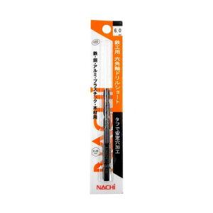 【10%OFFクーポン付】【ネコポス送料無料】NACHI(ナチ) 鉄工用六角軸ドリルショート 6.0mm 6SDPS6.0 先端工具 インパクトドライバー用