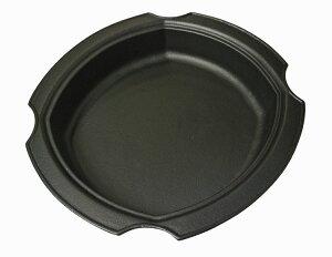 クッキングパン[単品] グラタン シチュー料理等が楽しめます![541269]【薪ストーブ/料理/調理器具/グラタン皿/南部鉄器/岩鋳/AndersenStove】
