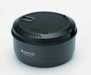 SOTO/ソトナビゲータークックシステムSOD-500クッカーアウトドア