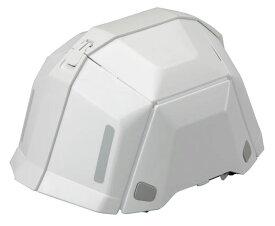 トーヨーセフティー TOYO 防災用折りたたみヘルメット BLOOM II NO.101 ホワイト[ブルーム2]防災用折りたたみヘルメット ブルーム