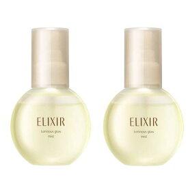 【2個セット】エリクシール(ELIXIR) つや玉ミスト 化粧水 80mL