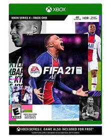 FIFA 21(輸入版:北米)- XboxOne