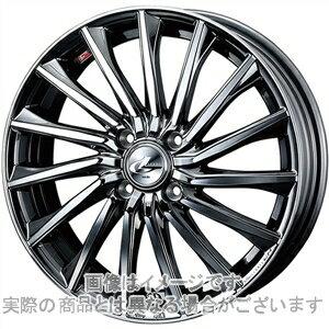 16インチ サマータイヤ セット【適応車種:AZワゴン(MJ23S)】WEDS レオニス CH ブラックメタルコートミラーカット 5.0Jx16ZIEX ZE914F 165/45R16