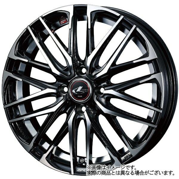 16インチ サマータイヤ セット【適応車種:AZワゴン(MJ23S)】WEDS レオニス SK パールブラックミラーカット 5.0Jx16ZIEX ZE914F 165/45R16