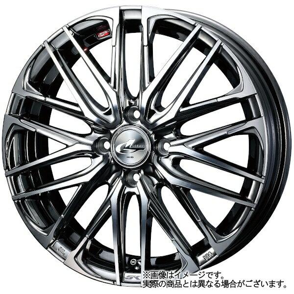 16インチ サマータイヤ セット【適応車種:ミラジーノ(L650系)】WEDS レオニス SK ブラックメタルコートミラーカット 5.0Jx16エナセーブ EC203 165/50R16