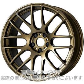 18インチ サマータイヤ セット【適応車種:C−HR(ZYX10)】WORK エモーション M8R アッシュドチタン 7.5Jx18ZIEX ZE914F 225/50R18