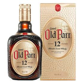 [大容量] オールドパー 12年 40度 1L(1000ml) <並行>[長S] ブレンデッド [ウイスキー][ウィスキー]スコッチ オールド パー 通販