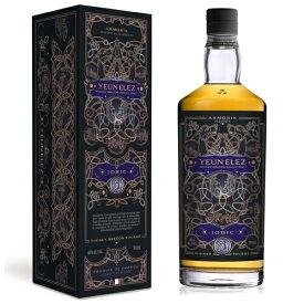 アルモリック ユーンエレズ ジョビック フレンチ シングルモルト ウイスキー 700ml 46度フランス ブルターニュ ヴァレンギエム蒸留所 ウィスキーALMORIK singlemalt whisky [長S]